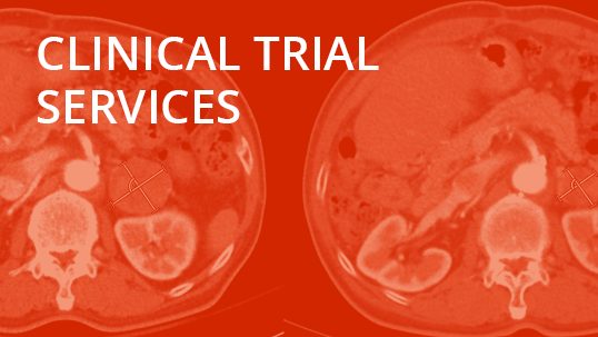 clinical trial services