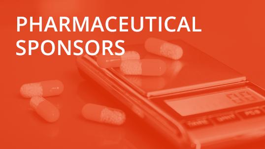 pharmaceutical sponsors